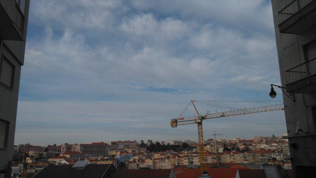 Céus! De Lisboa a 6 Dez 2017
