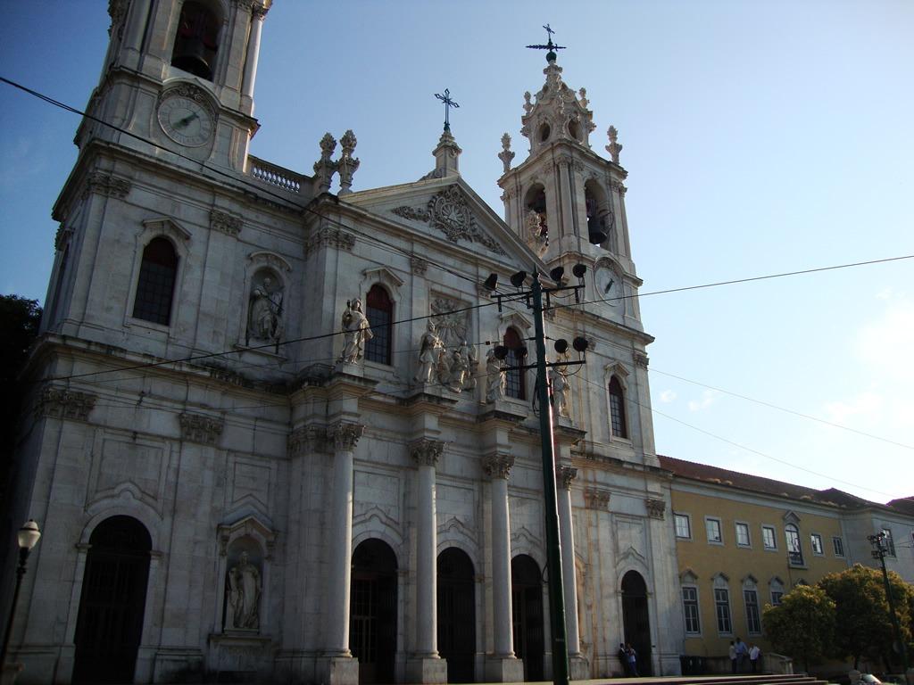 Jardim e Basílica da Estrela 7