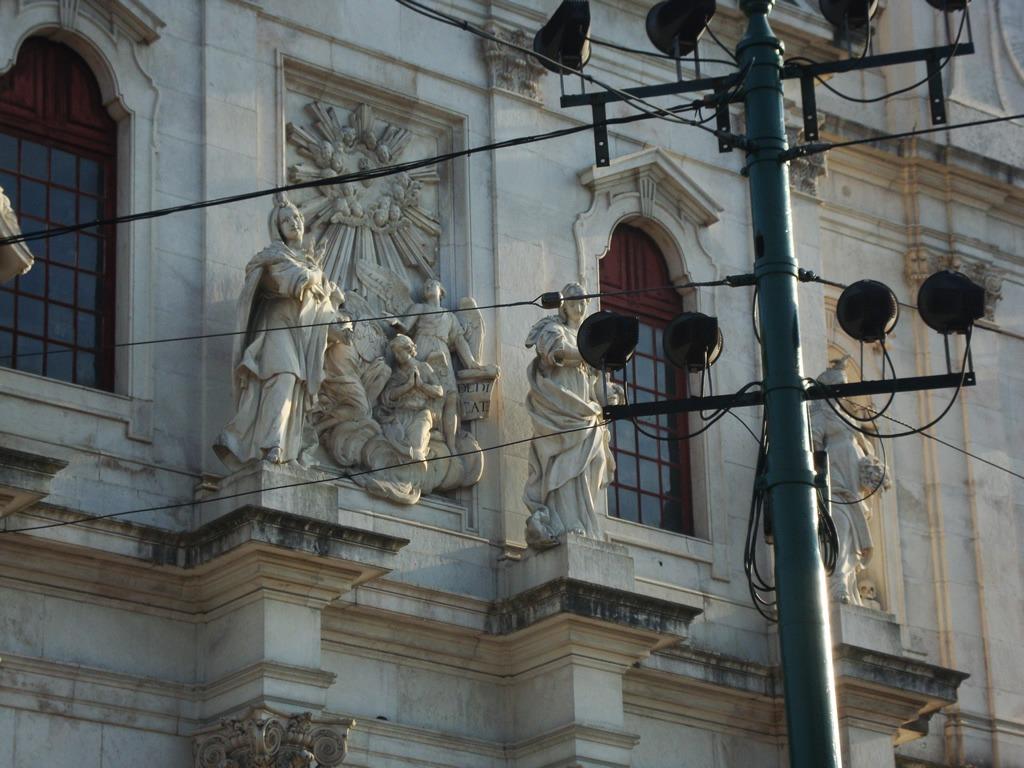 Jardim e Basílica da Estrela 8