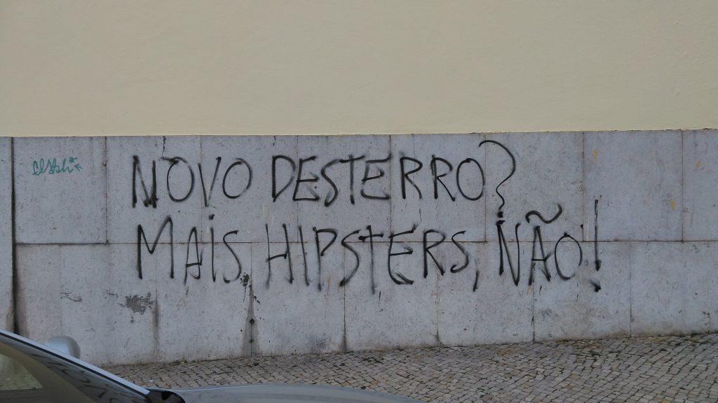 Novo Desterro? Mais hipsters, não!