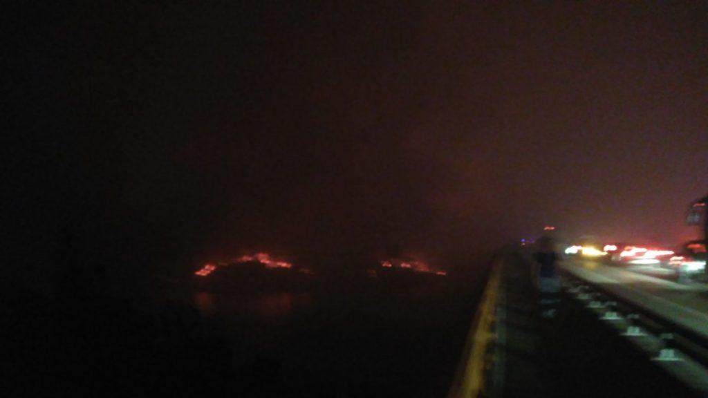 Fogos 2017 Penacova
