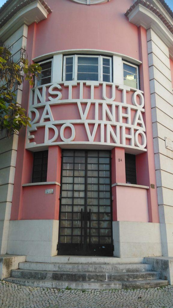 Instituto da Vinha e do Vinho, I.P.