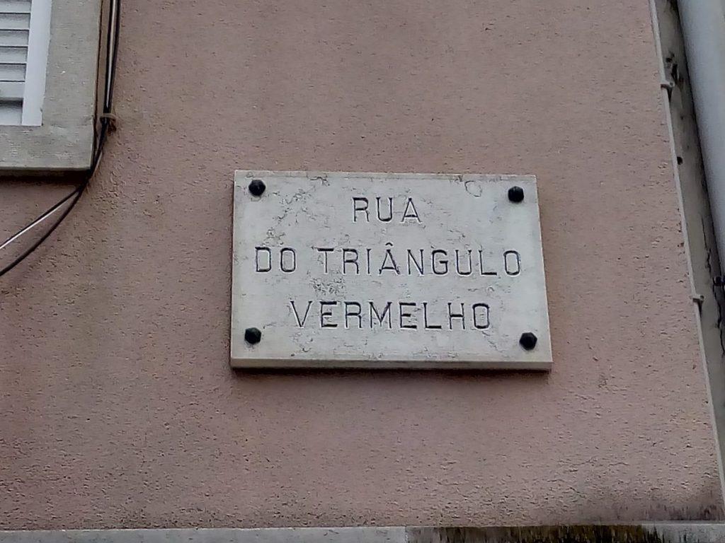 Rua do Triângulo Vermelho