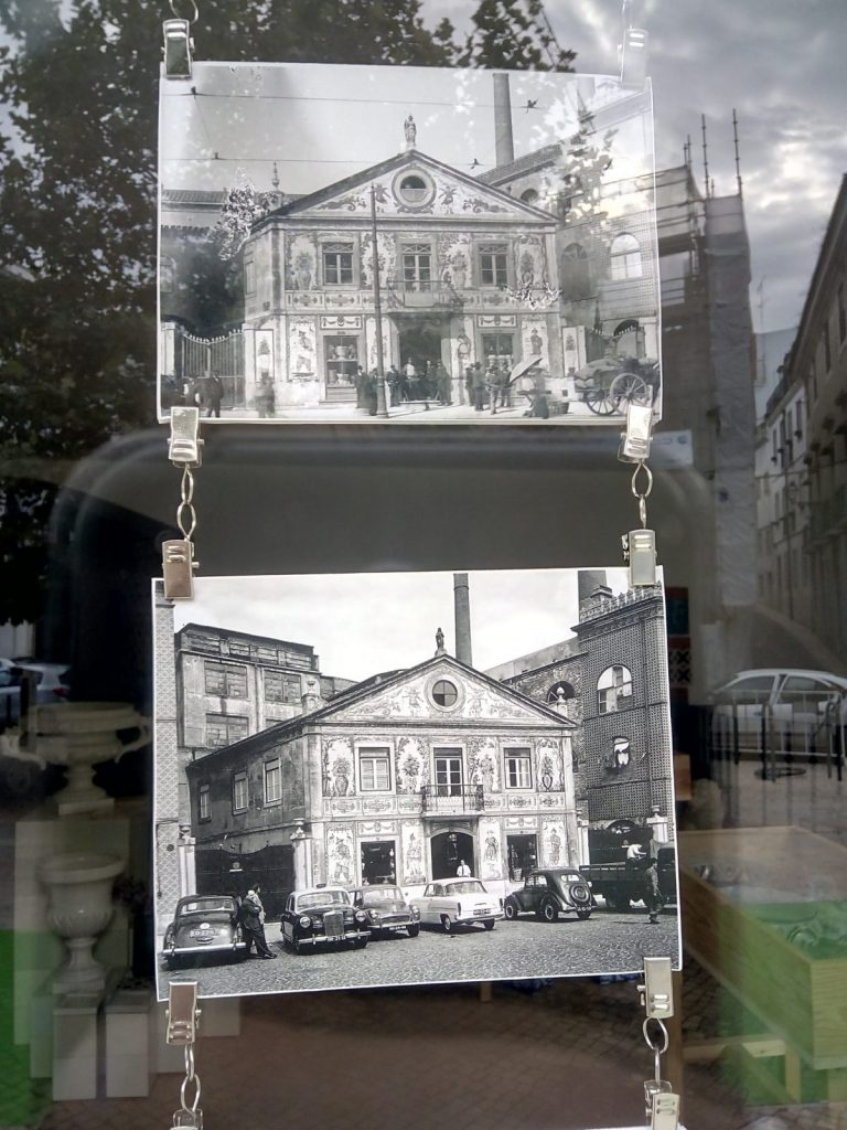 Foto antigas Azulejaria