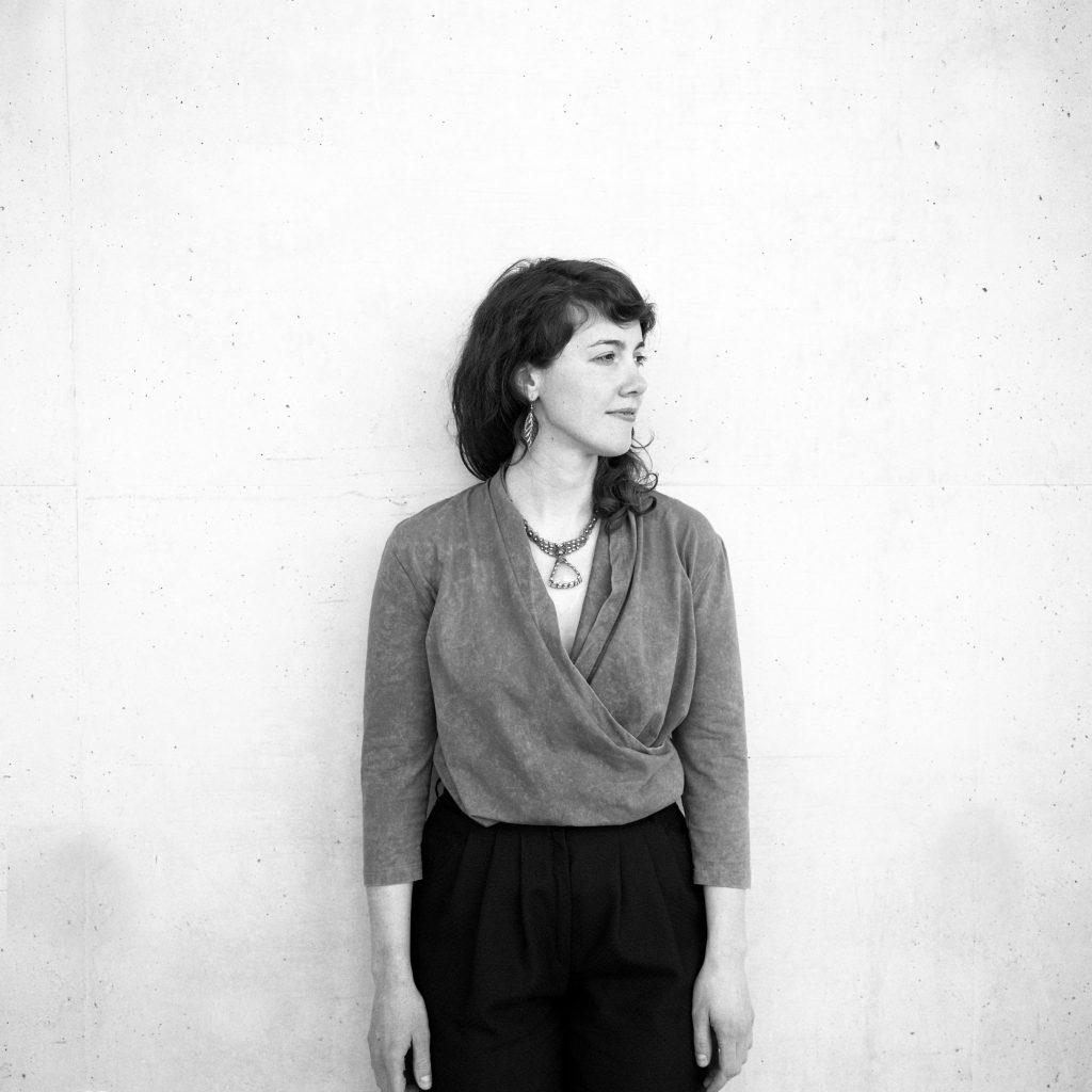 Kaja Draksler foto de Beata Szparagowska