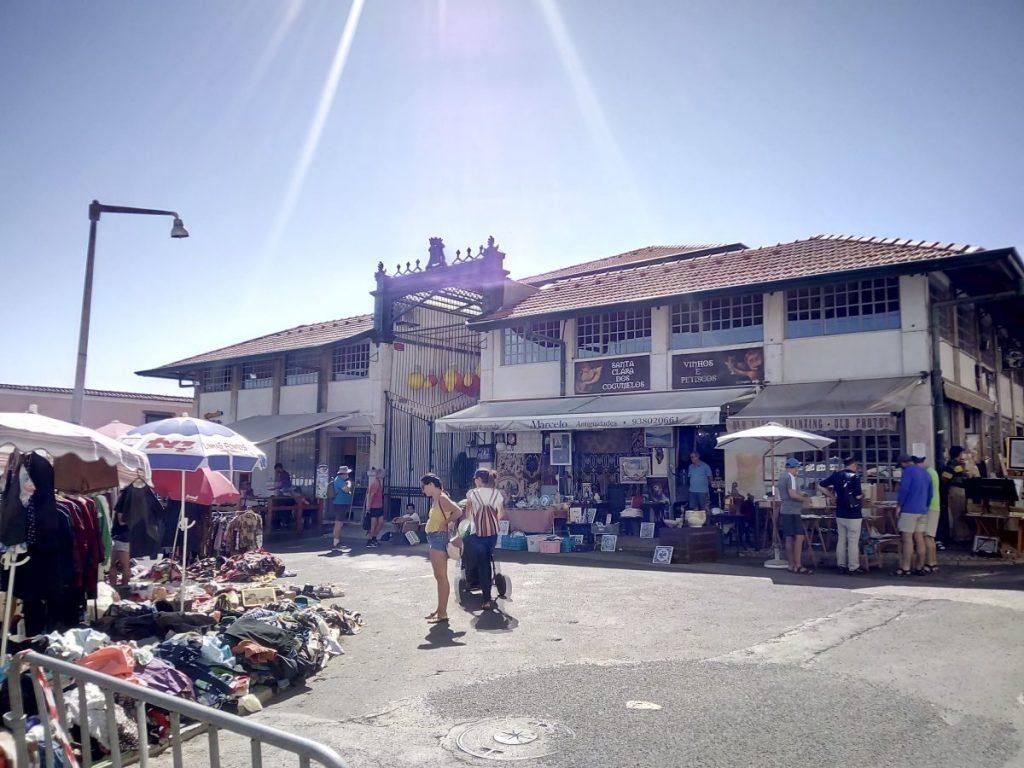 Mercado da Feira da Ladra